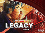 Pandemic Legacy: Season 1 -  		Ficha de personagens e Folh ...
