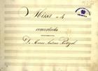 Missa a 4 concertada: Missa de Marcos,