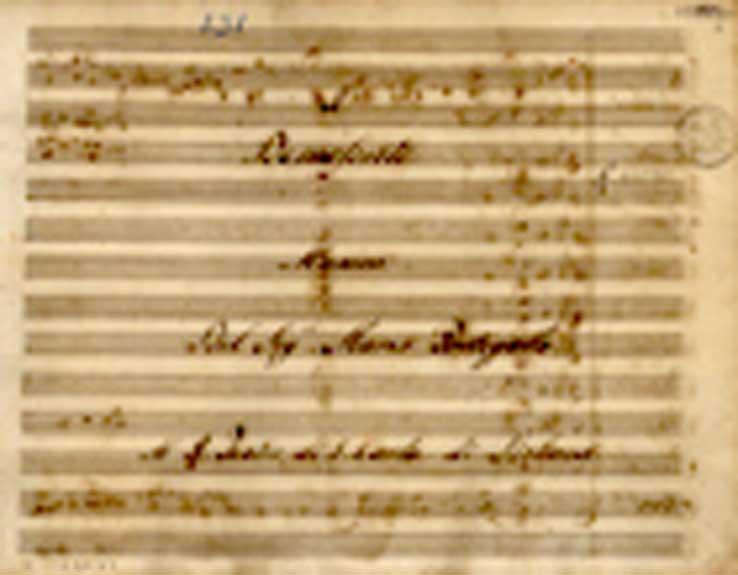 PORTUGAL,Marcos,1762-1830<br/>Il Demofonte / Musica Del Sigr. Marco Portogallo. - Al R. Teatro di S. Carlo di Lisbona[1808]. - Partitura (344 p.) ; 220X295 mm