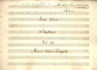 PORTUGAL,Marcos,1762-1830<br/>Alme felici : Duettino : NellªAdrasto / Del Sig.r Marco Antonio Portugallo[Entre 1800 e 1810]. - Partitura [14 f.] ; 232x318 mm