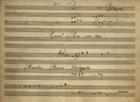 PORTUGAL,Marcos,1762-1830<br/>Recc[itati]v.º e Aria con cori : Artaserse / Del Sig.re Maestro Marco Portogallo[Entre 1820 e 1840]. - Partitura ([4] 35 [1] p.) ; 232x327 mm