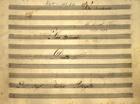 PORTUGAL,Marcos,1762-1830<br/>Non tremar : Duetto : Nella Semiramide / Del Sigr.e Marco Portogallo[Entre 1820 e 1840]. - Partitura [17 f.] ; 219x313 mm