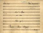 PORTUGAL,Marcos,1762-1830<br/>Recc[itati]vo e Aria col coro : Nella Semiramide / Del Sig.re Maestro Marco Portogallo[Entre 1820 e 1840]. - Partitura [2+20 f.] ; 240x328 mm