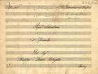 PORTUGAL,Marcos,1762-1830<br/>Reccº e Cavatina dª Zorambo : Nel Fernando nel Messico / Del Sig.re Maestro Marco Portogallo ; Soares[Entre 1798 e 1810]. - Partitura [12 f.] ; 232x320 mm