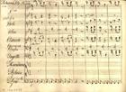 PORTUGAL,Marcos,1762-1830<br/>Artaserse : Atto Primo [Cena 1] / [Marcos Portugal][Entre 1806 e 1815]. - Partitura (15 p.) ; 217x305 mm