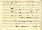 PORTUGAL,Marcos,1762-1830<br/>Semiramide : Coro che introduce la Scena di Semiramide / Marco Portogallo[Entre 1801 e 1815]. - Partitura (11 p.) ; 217x305 mm