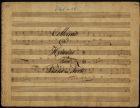 PORTUGAL,Marcos,1762-1830<br/>Collecção de Hymnos : Para Piano-Forte[entre 1826 e 1850]. - Partitura ([6] f.) ; 223x291 mm
