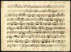 PORTUGAL,Marcos,1762-1830<br/>¿? quam suavis a 2 Sopranos / Do Snr. Marcos Antonio Portugal[Entre 1800 e 1810]. - 4 Partes instrumentais ; 290x215 mm