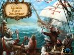 Este jogo é uma reimplementação do Age of Empires III.<br /> <br /> Age of Empires III (2007, Tropical Games) é um dos primeiros e ainda um dos melhores jogos de tabuleiro de Alocação de Trabalhadores de todos os tempos. Ele ficou fora de catálogo há 7 anos, o que levou muitos fãs e críticos a pedir uma nova reedição do jogo. Quando os direitos do jogo foram comprados pela Eagle Games, a despesa de renovação da licença do nome da Microsoft mostrou-se muito alto, por isso o jogo foi re-batizado de Empires: Age of Discovery (EAoD), mas nunca reimpresso. No início de 2014 a Eagle Games pediu voluntários da comunidade BGG, que realmente admirava o jogo e que tinha jogado muitas vezes, para trabalhar com o designer Glenn Drover e o CEO da Eagle Games Rick Soued, para elaborar uma nova versão Deluxe do AoE III e para ajudá-los a implementá-lo. Depois de quase um ano de trabalho, com a conclusão do novo livro regra, esse processo de elaboração estava completo.<br /> <br /> Empires: Age of Discovery, projetado por Glenn Drover, permite revisitar a idade de exploração e descoberta. Assuma o papel de um poder colonial em busca de fama, glória e riquezas no Novo Mundo. Ao decorrer de três Eras, você lançará expedições de descoberta, colonizar regiões, expandir a sua frota mercante, construir edifícios de capital que dão a sua nação vantagens distintas, desenvolver a sua economia, e, se necessário, declarar guerra!<br /> <br /> NOTA:<br /> Este Deluxe Edition inclui o Empires: Builder Expansion, juntamente com os seus edifícios de capital. Seus tiles de National Advantage foram incorporadas as novos Tabuleiros de Jogador.  -  Jogos de Estratégia -  Civilização; Exploração; Jogo Festivo; Humor -  Alocação de Trabalhadores; Controle/Influência de Área; Colecionar Componentes; Jogadores com Diferentes Habilidades