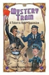 Ticket to Ride: Mystery Train Expansion -  		Cartas bônus ...