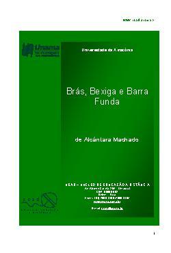 <font size=+0.1 >Bexiga e Barra Funda</font>