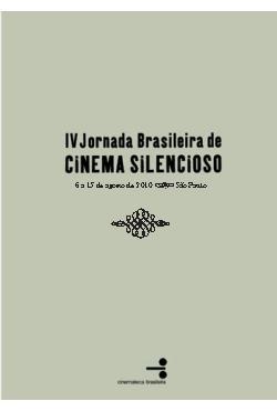 Cinemateca Brasileira IV Jornada brasileira de cinema sile ...