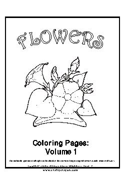 <font size=+0.1 >Colorir Flores Vol.1</font>