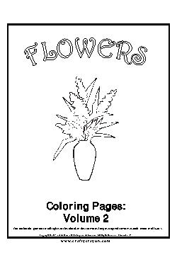 <font size=+0.1 >Colorir Flores Vol.2</font>