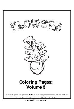 <font size=+0.1 >Colorir Flores Vol.3</font>