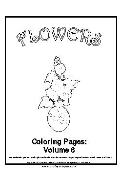 <font size=+0.1 >Colorir Flores Vol.6</font>