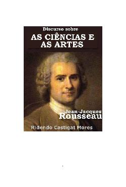 Discurso sobre as ciencias e as artes