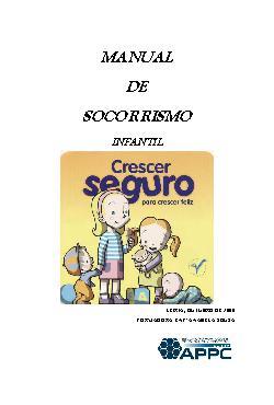 Manual de Socorrismo Infantil