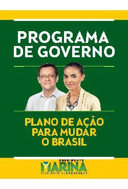Plano de Governo Marina Silva 2014