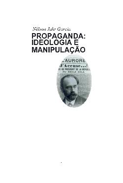Propaganda - Ideologia e Manipulação