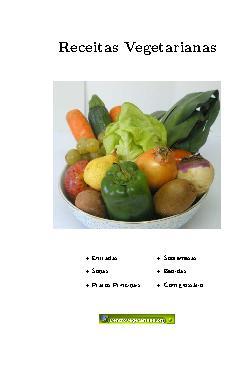 Receitas Vegetarianas Veganas
