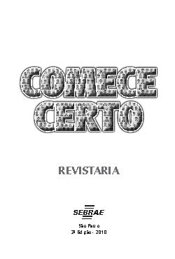 <font size=+0.1 >Sebrae - Revistaria</font>