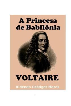 <font size=+0.1 >A Princesa da Babilonia</font>