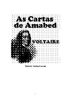 <font size=+0.1 >As Cartas de Amabed</font>