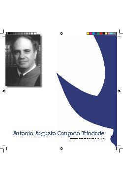 Antonio Augusto Cançado Trindade