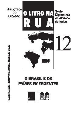 O livro na rua - O Brasil e os países emergentes