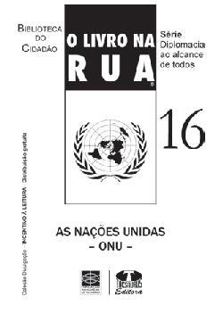 O livro na rua - as Nações Unidas
