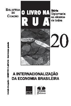 O livro na rua - internacionalização da economia brasileira