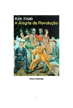 A Alegria da Revolução