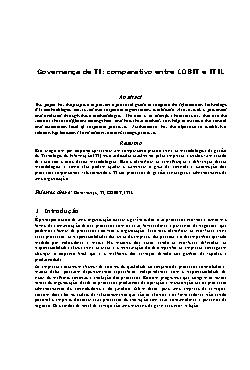 <font size=+0.1 >ITIL vs COBIT</font>