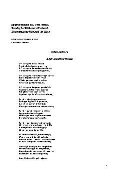 <font size=+0.1 >Poesias Completas</font>
