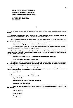 <font size=+0.1 >A Pata da Gazela</font>
