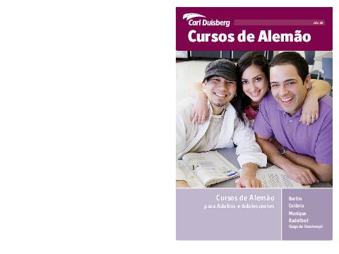 Deutschkurse Portugiesisch