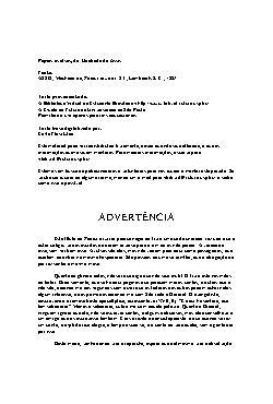 <font size=+0.1 >Papéis Avulsos</font>