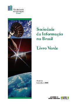 Sociedade da informação no Brasil - livro verde