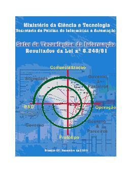 Setor de tecnologias da informação lei 8.248/91 - resultad ...
