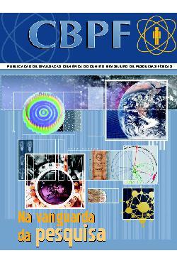 Na Vanguarda da Pesquisa - publicação de divulgação cientí ...