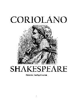 <font size=+0.1 >Coriolano</font>
