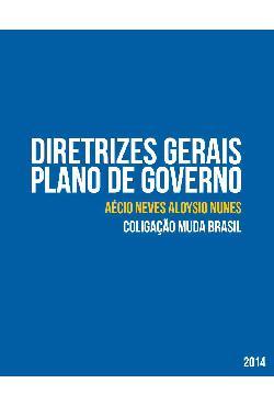 Plano de Governo Aécio Neves 2014