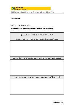 Redesenho de Processos II: Quadros a serem utilizados nas  ...