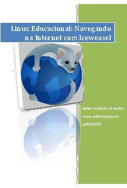 Linux educacional: navegando na Internet com Iceweasel