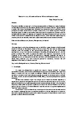 Ecoturismo versus extração de granito: o caso do Maciço do ...