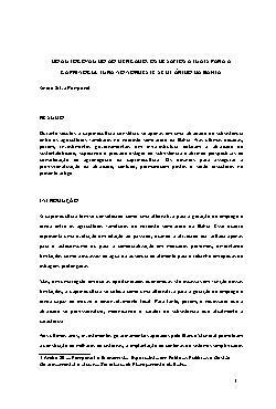Do Autoconsumo ao mercado: os desafios atuais para a capri ...
