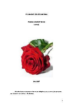 Rosas com espinhos (contos)