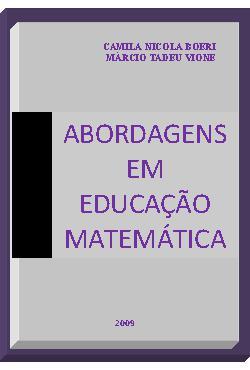 Abordagens em educação matemática