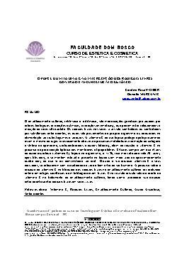 O papel da vitamina C na intercepção dos radiciais livre c ...